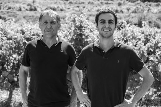 Yves Gras & Benjamin Gras